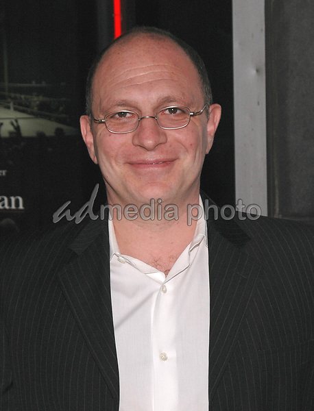 1June 2005 - New York, New York - Screenwriter Akiva Goldsman arrives at the New York premiere of his new film, &quot;Cinderella Man&quot; at the Loews Lincoln Square Theater. <br />