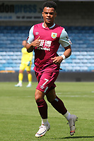 Olatunde Bayode of Burnley during Millwall Under-23 vs Burnley Under-23, Professional Development League Football at The Den on 9th August 2019