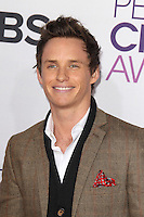 LOS ANGELES, CA - JANUARY 09: Eddie Redmayne at the 39th Annual People's Choice Awards at Nokia Theatre L.A. Live on January 9, 2013 in Los Angeles, California. Credit: mpi21/MediaPunch Inc. /NORTEPHOTO