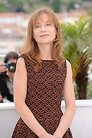 "Isabelle Huppert attending the ""Da-reun Na-ra-e-suh (In Another Country)"" Photocall during the 65th annual International Cannes Film Festival in Cannes, France, 21th May 2012...Credit: Timm/face to face / Mediapunchinc"