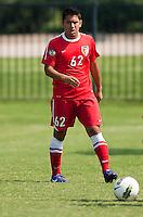 Frisco - Texas, Thursday, June 28, 2012:   U17/U18 USDA play off games.
