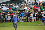 Tiger Woods (USA), JUNE 13, 2013 - Golf : 2013 U.S. Open golf championship first round 5th hole at the Merion Golf Club in Ardmore, Pennsylvania, United States. (Photo by Koji Aoki/AFLO SPORT)