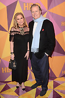 BEVERLY HILLS, CA - JANUARY 7: Kathy Hilton, Rick Hilton at the HBO Golden Globes After Party, Beverly Hilton, Beverly Hills, California on January 7, 2018. <br /> CAP/MPI/DE<br /> &copy;DE//MPI/Capital Pictures
