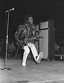 CHUCK BERRY LIVE, CIRCA OCTOBER 1971, MADISON SQUARE GARDEN, NEW YORK CITY, JEFFREY MAYER