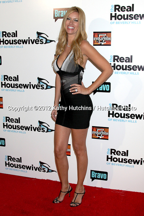 "LOS ANGELES - OCT 21:  Susan Holmes arrives at  ""The Real Housewives of Beverly Hills"" Season three premiere red carpet event at Roosevelt Hotel on October 21, 2012 in Los Angeles, CA"