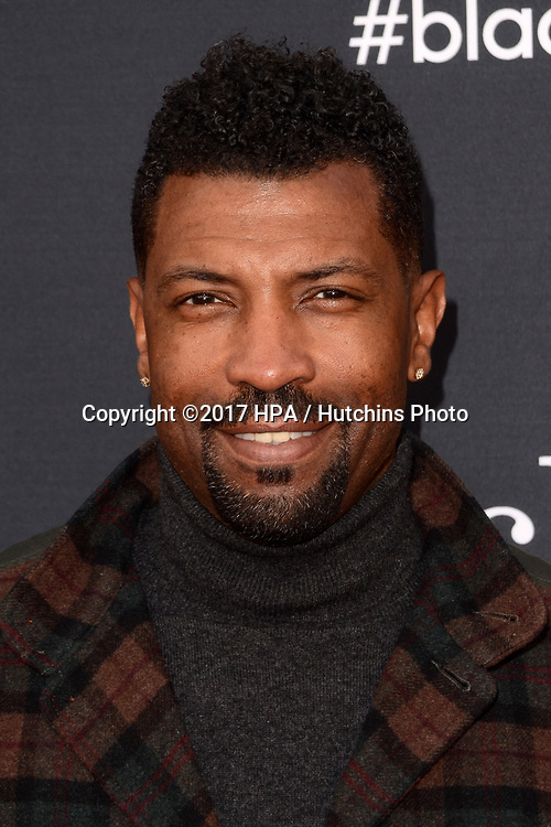 """LOS ANGELES - APR 12:  Deon Cole at the """"Blackish"""" FYC Event at the Television Academy, on April 12, 2017 in North Hollywood, CA"""