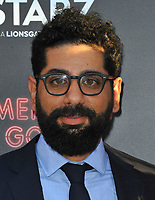 www.acepixs.com<br /> <br /> April 20 2017, New York City<br /> <br /> Mousa Kraish arriving at the premiere of 'American Gods' at the ArcLight Cinemas Cinerama Dome on April 20, 2017 in Hollywood, California.<br /> <br /> By Line: Peter West/ACE Pictures<br /> <br /> <br /> ACE Pictures Inc<br /> Tel: 6467670430<br /> Email: info@acepixs.com<br /> www.acepixs.com