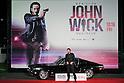 John Wick Japan Premiere
