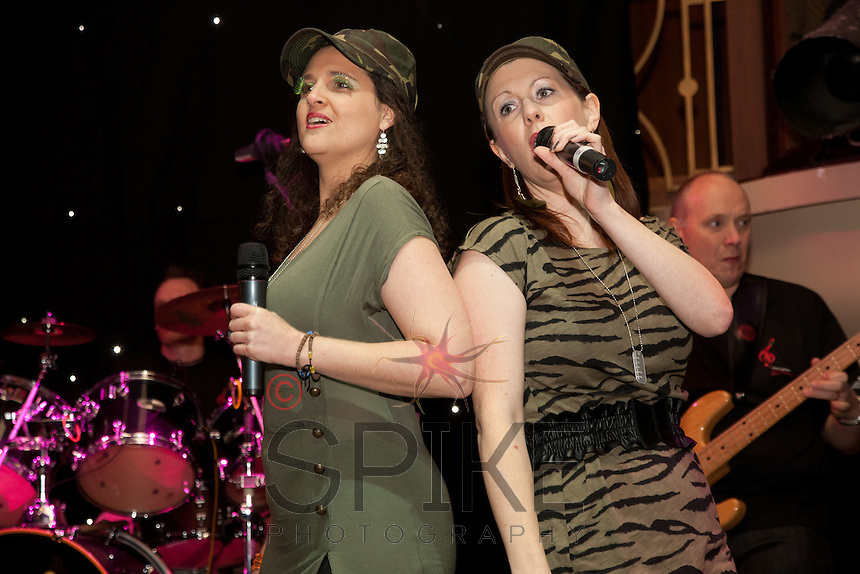 Nottingham's property professionals celebrated at the 'Hot Property' charity event at Oceana with amazing performances from talented musicians and singers to put X-Factor contestants to shame.