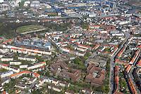 Harburg: EUROPA, DEUTSCHLAND, HAMBURG, (EUROPE, GERMANY), 14.04.2007: Hamburg Harburg, Stadtbild, Uebersicht, Blick von Suedwest noch Nordost, Uni, TU Harburg, Ansicht, Luftbild, Luftansicht, Luftaufnahme, .c o p y r i g h t : A U F W I N D - L U F T B I L D E R . de.G e r t r u d - B a e u m e r - S t i e g 1 0 2, .2 1 0 3 5 H a m b u r g , G e r m a n y.P h o n e + 4 9 (0) 1 7 1 - 6 8 6 6 0 6 9 .E m a i l H w e i 1 @ a o l . c o m.w w w . a u f w i n d - l u f t b i l d e r . d e.K o n t o : P o s t b a n k H a m b u r g .B l z : 2 0 0 1 0 0 2 0 .K o n t o : 5 8 3 6 5 7 2 0 9.C o p y r i g h t n u r f u e r j o u r n a l i s t i s c h Z w e c k e, keine P e r s o e n l i c h ke i t s r e c h t e v o r h a n d e n, V e r o e f f e n t l i c h u n g  n u r  m i t  H o n o r a r  n a c h M F M, N a m e n s n e n n u n g  u n d B e l e g e x e m p l a r !.