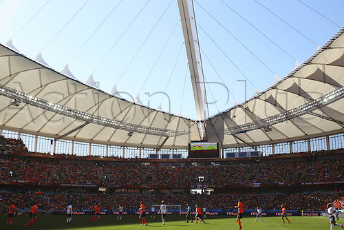 General view, .JUNE 19, 2010 - Football : .2010 FIFA World Cup South Africa .Group Match -Group E- .between Netherlands 1-0 Japan .at Durban Stadium, Durban, South Africa. .