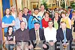 Jackie Healy Rae TD opens the Killarney Camera Club photographic exhibition in the Killarney Outlet Centre on Friday evening front row l-r: Maureen Kelliher, Tadgh Kelleher, Jackie Healy Rae TD, Seamus Long, Paul Sheery. Back row: Donal Lyne, Paul Garrott, Mary O'Reilly, Michael Sheehan, Milos Hlika, Janven Soest, Maire Keane, Yvette Jegouzo and Emma Brady   Copyright Kerry's Eye 2008