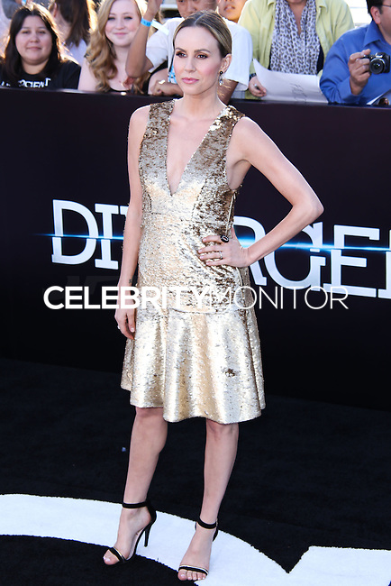 "WESTWOOD, LOS ANGELES, CA, USA - MARCH 18: Keltie Knight at the World Premiere Of Summit Entertainment's ""Divergent"" held at the Regency Bruin Theatre on March 18, 2014 in Westwood, Los Angeles, California, United States. (Photo by David Acosta/Celebrity Monitor)"