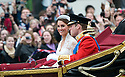 Royal Wedding.Bride and Groom.William and Kate in Whitehall....Pic by Gavin Rodgers / Pixel.07917221968