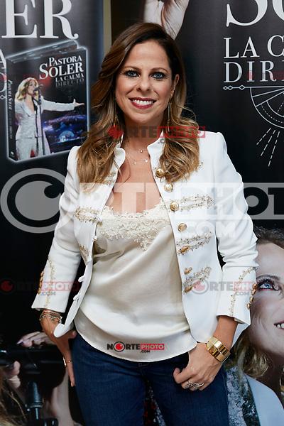 Pastora Soler attends to 'La Calma' live show presentation at Westin Palace Hotel in Madrid, Spain. October 03, 2018. (ALTERPHOTOS/A. Perez Meca) /NortePhoto.com NORTEPHOTOMEXICO