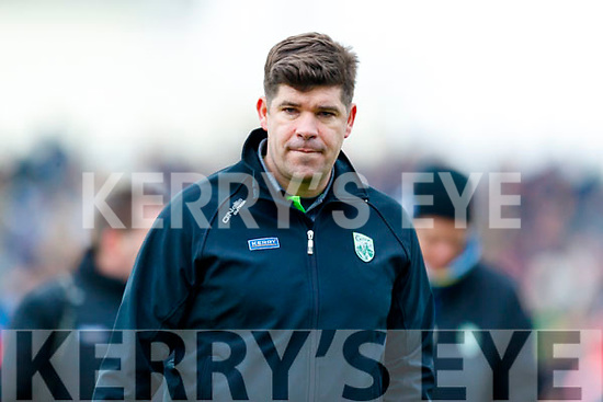 Kerry Manager Éamonn Fitzmaurice at the Allianz Football League Division 1 Round 4 match between Kerry and Galway at Austin Stack Park, Tralee, Co. Kerry.