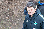 11.03.2018, Trainingsgelaende, Bremen, GER, 1.FBL, Training SV Werder Bremen<br /> <br /> im Bild<br /> Prof. Dr. Andreas Marlovits (Sportpsychologe Werder Bremen), <br /> <br /> Foto &copy; nordphoto / Ewert