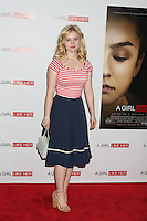 """LOS ANGELES - MAR 27:  Sierra McCormick at the """"A Girl Like Her"""" Screening at the ArcLight Hollywood Theaters on March 27, 2015 in Los Angeles, CA"""