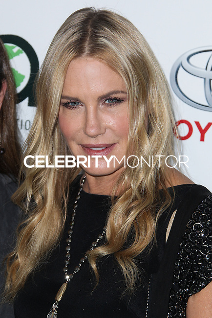 BURBANK, CA - OCTOBER 19: Actress Daryl Hannah arrives at the 23rd Annual Environmental Media Awards held at Warner Bros. Studios on October 19, 2013 in Burbank, California. (Photo by Xavier Collin/Celebrity Monitor)