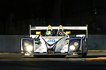 09 August 2008: The Dyson Racing Team Porsche RS Spyder, driven by Marino Franchitti (XSC), at the Generac 500  at Road America, Elkhart Lake, Wisconsin, USA.