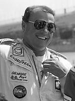 A.J. Foyt portrait Firecracker 400 at Daytona International Speedway in Daytona Beach, FL on July 4, 1983. (Photo by Brian Cleary/www.bcpix.com)