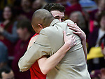 Iona defeats Fairfield 83-71 in the championship game of the MAAC tournament on March 05, 2018 at the Times Union Center in Albany, New York.  (Bob Mayberger/Eclipse Sportswire)