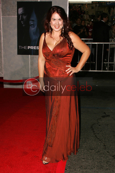 Fileena Bahris<br />at the World Premiere of &quot;The Prestige&quot;. El Capitan Theater, Hollywood, CA. 10-17-06<br />Dave Edwards/DailyCeleb.com 818-249-4998