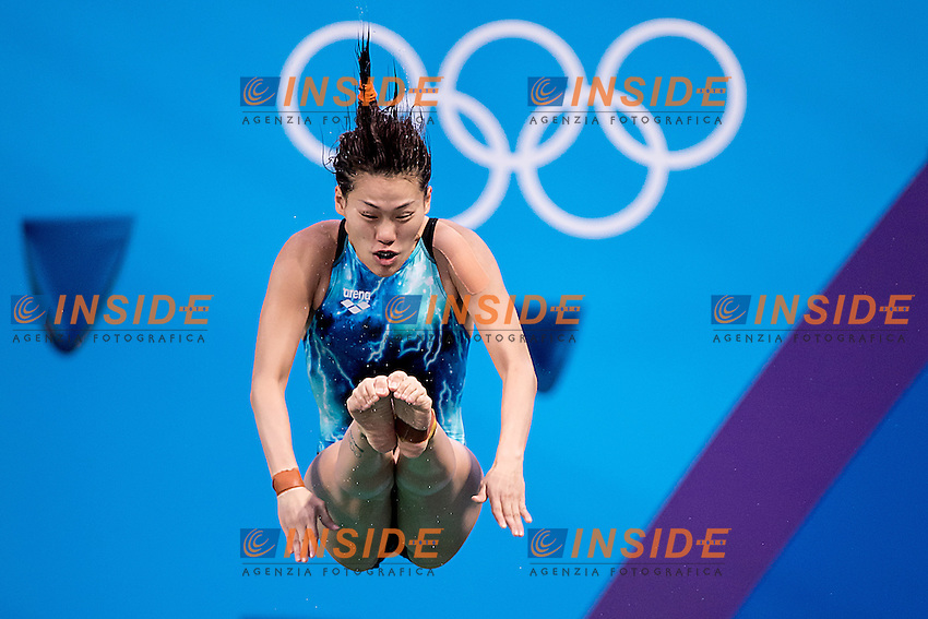 NG Yan Yee MAS<br /> 3m springboard women<br /> Rio de Janeiro  XXXI Olympic Games <br /> Olympic Aquatics Stadium <br /> diving preliminary round 13/08/2016<br /> Photo Giorgio Scala/Deepbluemedia/Insidefoto