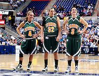 University of Vermont Women's Basketball vs UCONN 12/3/2009