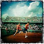 Roland Garros. Paris, France. May 27th 2012...