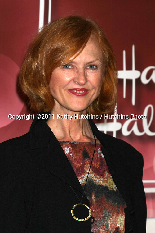 """LOS ANGELES - NOV 3:  Jill Larson arrives at the """"Have a Little Faith"""" Premiere of a ABC TV and Hallmark Hall of Fame TV Movie at Twentieth Century Fox Studios on November 3, 2011 in Los Angeles, CA"""