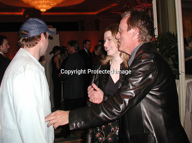 Kevin Spacey and James Woods<br />Miramax Pre Oscar Party<br />Regency Beverly Wilshire Hotel<br />Los Angeles, California, USA<br />March 24, 2001<br />Photo by CelebrityVibe
