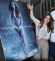 DEC 12 Kate del Castillo Unviels PETA Latino Ad