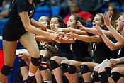 Class 6A Girls Volleyball Final - October 28, 2017