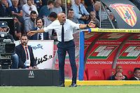 Luciano Spalletti Inter<br /> Benevento 01-10-2017  Stadio Ciro Vigorito<br /> Football Campionato Serie A 2017/2018. <br /> Benevento - Inter<br /> Foto Cesare Purini / Insidefoto