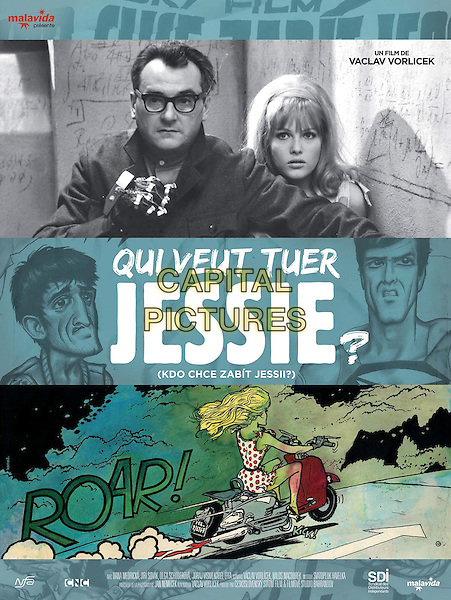 Who Wants to Kill Jessie? (1966) <br /> (Kdo chce zab&iacute;t Jessii?)<br /> POSTER ART<br /> *Filmstill - Editorial Use Only*<br /> CAP/KFS<br /> Image supplied by Capital Pictures