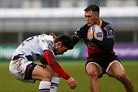 2018 01 20 European Challenge Cup, Dragons v Bordeaux Begles, Rodney Parade, Newport, Wales, UK