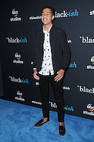 "10 June 2016 - Hollywood. Marcus Scribner. Arrivals forFYC Event For ABC's ""Black-ish"" held at Dave & Busters. Photo Credit: Birdie Thompson/AdMedia"