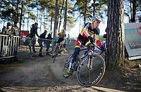 Belgian U23 Champion<br /> Laurens Sweeck (BEL/Corendon-Kwadro)<br /> <br /> U23 race<br /> Krawatencross <br /> bpost bank trofee 2015
