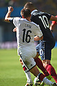 Philipp Lahm (GER), Karim Benzema (FRA), JULY 4, 2014 - Football / Soccer : FIFA World Cup Brazil 2014 quarter-finals match between France 0-1 Germany at Estadio do Maracana in Rio de Janeiro, Brazil. (Photo by FAR EAST PRESS/AFLO)