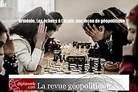 Arménie. Les échecs à l'école, une leçon de géopolitique ?