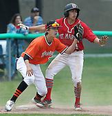 Birmingham Brother Rice at Orchard Lake St. Mary's, Varsity Baseball, 5/11/16