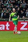 10.02.2019, Weserstadion, Bremen, GER, 1.FBL, Werder Bremen vs FC Augsburg<br /><br />DFL REGULATIONS PROHIBIT ANY USE OF PHOTOGRAPHS AS IMAGE SEQUENCES AND/OR QUASI-VIDEO.<br /><br />im Bild / picture shows<br />Davy Klaassen (Werder Bremen #30), <br /><br />Foto © nordphoto / Ewert