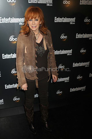 Reba McEntire attends the Entertainment Weekly & ABC-TV Up Front VIP Party at Dream Downtown on May 15, 2012 in New York City. Credit: Dennis Van Tine/MediaPunch