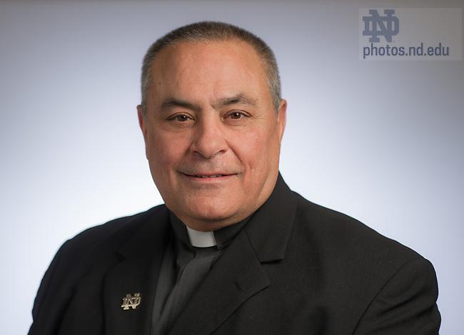 Mar. 26, 2013; Rev. Joseph Corpora, C.S.C.<br /> <br /> Photo by Matt Cashore/University of Notre Dame