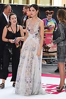 Eiza Gonzalez at the European premiere for &quot;Baby Driver&quot; at Cineworld in London, UK. <br /> 21 June  2017<br /> Picture: Steve Vas/Featureflash/SilverHub 0208 004 5359 sales@silverhubmedia.com