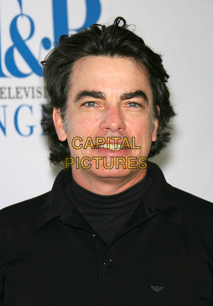 PETER GALLAGHER.The Museum of Television & Radio's 4th Celebrity Golf Classic held at the Riviera Country Club, Pacific Palisades, California, USA,10 April 2006..portrait headshot.Ref: ADM/ZL.www.capitalpictures.com.sales@capitalpictures.com.©Zach Lipp/AdMedia/Capital Pictures.