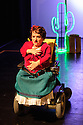 FALLING IN LOVE WITH FRIDA, by Caroline Bowditch, opens in the Lilian Baylis Studio, at Sadler's Wells. Picture shows: Caroline Bowditch.