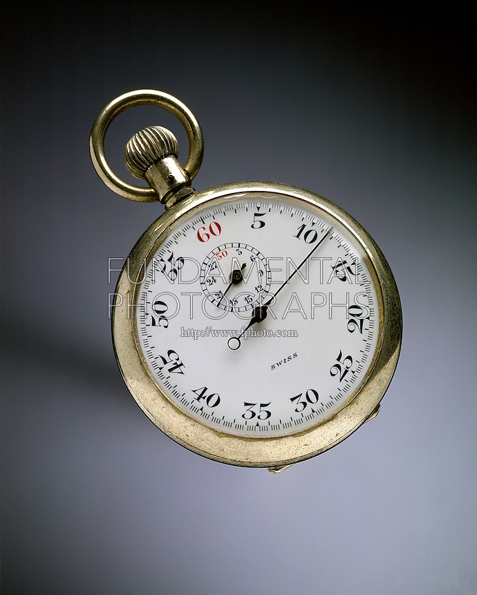 ANALOG STOPWATCH<br /> Chronograph<br /> A chronograph measures the time elapsed from the time it is activated.