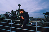 2010: PEARL JAM - EDDIE VEDDER - Photosession in Seattle Wa USA